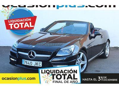 usado Mercedes SLK250 BlueEfficiency (204CV)
