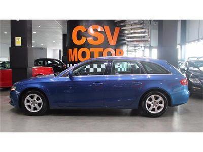 usado Audi A4 AVANT 2.0 TDI-E 136CV **242€/MES**