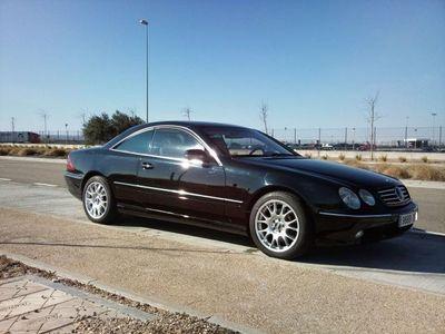 second-hand Mercedes CL500