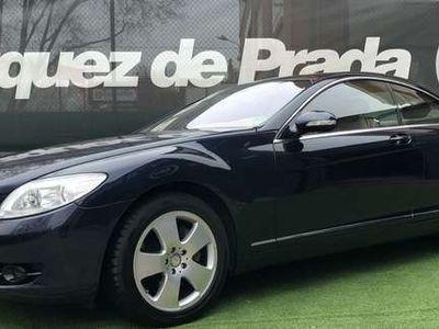 usado Mercedes CL500 Aut. *Nacional*1 Propietario*Historial completo*
