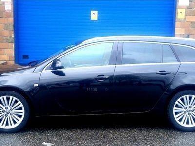 usado Opel Insignia ST 2.0 CDTI ecoFLEX SS 163 Excellence