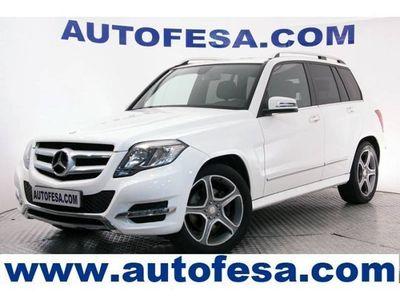 usado Mercedes GLK200 ClaseCDI BE 143CV 5P 7G-T AUTO 4X2 S/S # IVA