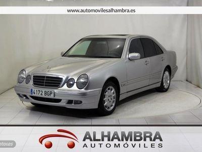 usado Mercedes E280 ClaseElegance