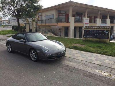 usado Porsche 911 Carrera Cabriolet 997