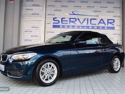 used BMW 220 Serie 2 d