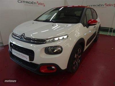 brugt Citroën C3 BlueHDi 73KW (100CV) S&S SHINE