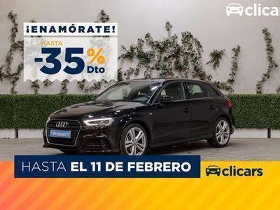usado Audi A3 Sportback S line 30 TDI 85kW (116CV)