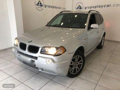 usado BMW X3 3.0d