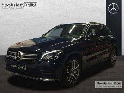 usado Mercedes GLC250 d 4M SUV