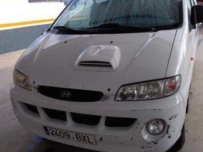 usado Hyundai H-1 2.5TCI SVX