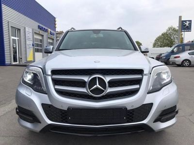 usado Mercedes GLK220 CDI BE Bright Edition 7G-Tronic Plus