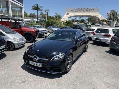 usado Mercedes C200 d 9G-Tronic