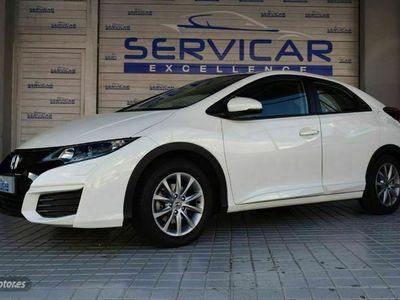 usado Honda Civic 1.4 iVTEC Elegance Navi