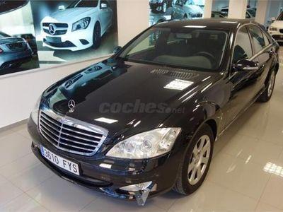 usado Mercedes S320 Clase SCdi 4p. -08