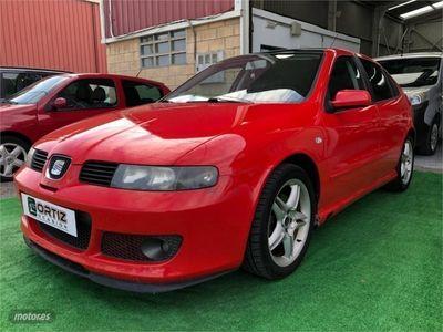 used Seat Leon 1.9 TDi 150CV SPORT FORMULA RACING
