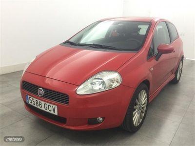 used Fiat Grande Punto 1.4 16v Sport