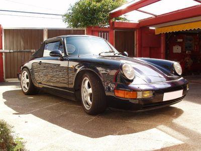 brugt Porsche 911 Carrera Cabriolet 911 964 A 4