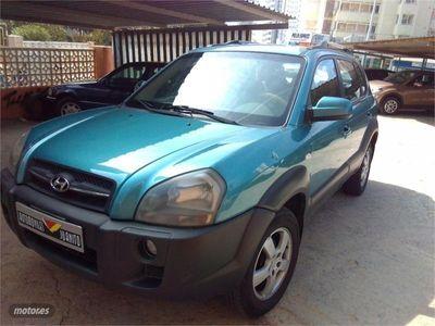 used Hyundai Tucson 2.0 CDRi Comfort