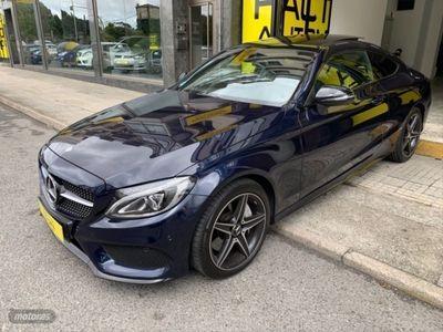 usado Mercedes E250 Clase C C Coupe d 4MATIC