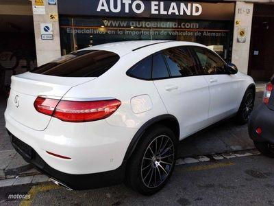 usado Mercedes GLC250 Clase4MATIC AMG