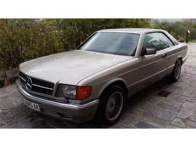 usado Mercedes 420 SEC