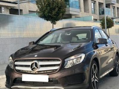second-hand Mercedes GLA250 AMG Line 4Matic 7G-DCT