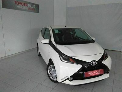 usado Toyota Aygo 1.0 VVT-i x-play x-shift
