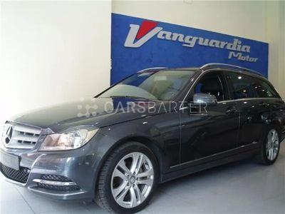 usado Mercedes C200 C Estate 200 CDI Avantgarde 90 kW (122 CV) 5p
