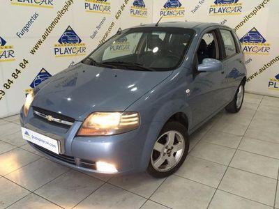 usado Chevrolet Kalos 1.4 16v Sx Aut.