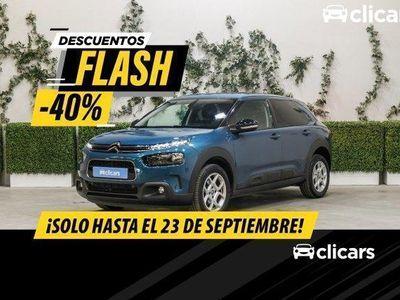 used Citroën C4 Cactus BlueHDi 73KW (100CV) Feel