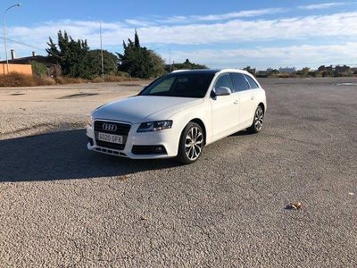 brugt Audi A4 Avant 2.0TDI DPF 143