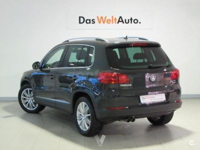 usado VW Tiguan Sport 2.0 Tdi 150cv Bmt 5p. -16