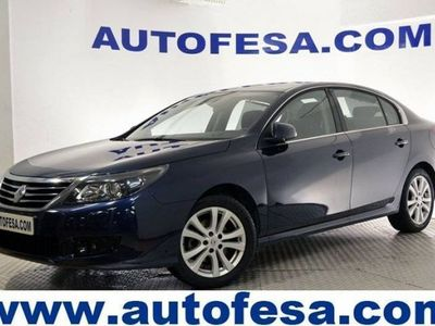 usado Renault Latitude 2.0 DCI 150 PRIVILEGE 4P #IVA DEDUCIBLE,NAVY,XENON