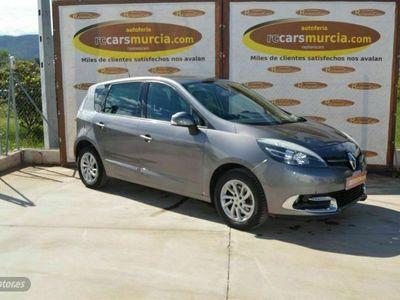 usado Renault Scénic 1.5dci Energy Selection 110 110 cv en Murcia