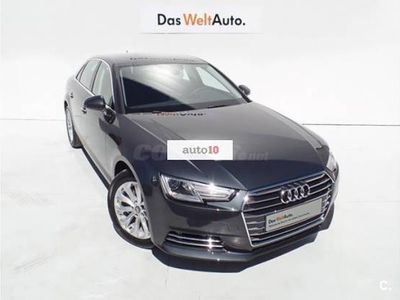 usado Audi A4 2.0 TDI 150CV design edition