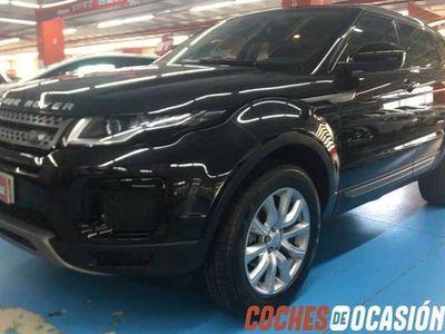 usado Land Rover Range Rover evoque 12 MESES DE GARANTIA, Segunda Mano, Barcelona