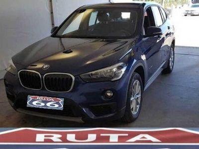 used BMW X1 sDrive 18dA Business