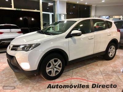 used Toyota RAV4 120D AWD Active