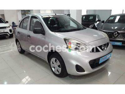 usado Nissan Micra 1.2 Acenta 80 cv en Palmas, Las