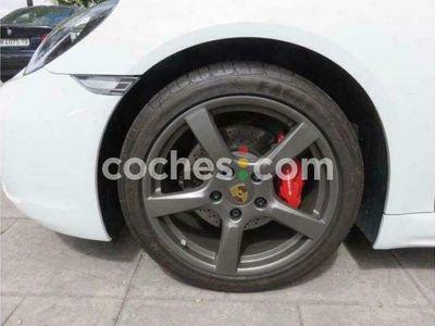 usado Porsche Cayman 300 cv en Madrid