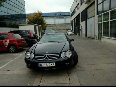 usado Mercedes SL350 Clase SL-04