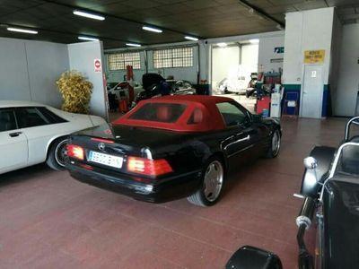 usado Mercedes SL320 Spezial edition
