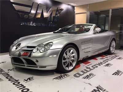 usado Mercedes SLR McLaren Roadster IVA DEDUCIBLE