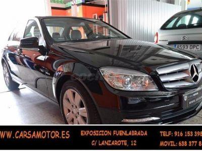 usado Mercedes C200 Clase CCdi Blue Efficiency 4p. -11