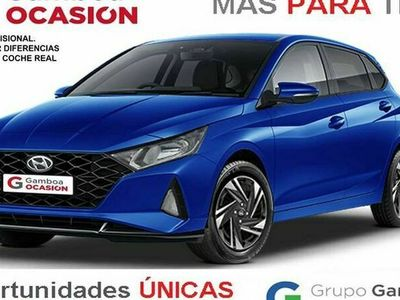usado Hyundai i20 1.0 TGDI 74kW (100CV) 48V Klass