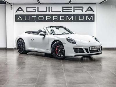usado Porsche 911 Carrera GTS Cabriolet PDK