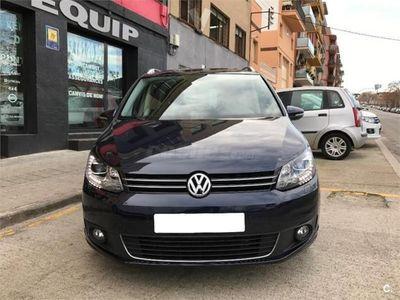 usado VW Touran 2.0 Tdi 140cv Advance 5p. -14