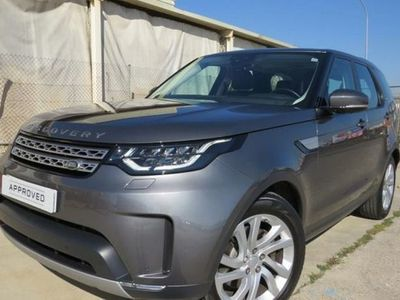 brugt Land Rover Discovery 2.0SD4 HSE Aut.