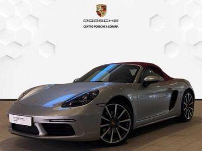 usado Porsche 718 Boxster