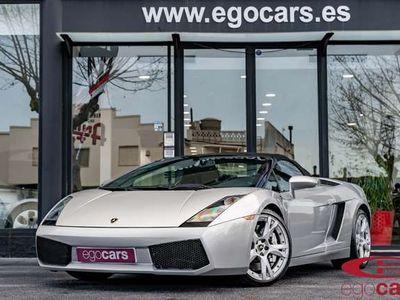 usado Lamborghini Gallardo Spyder